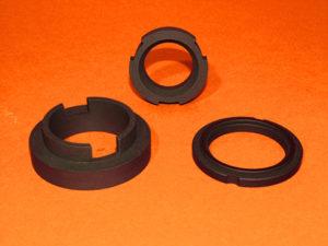anelli di tenuta scorrevoli assiali