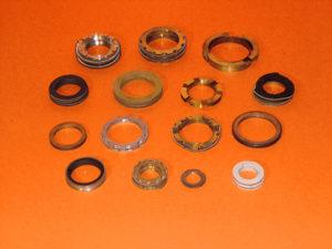 coppie anelli di tenuta